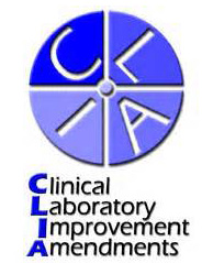 Image of the CLIA logo