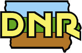 Image of the Iowa DNR logo.